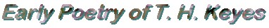 early poem logo