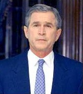 picture of George W. Bush