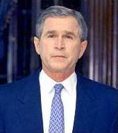 picture of George W. Bush