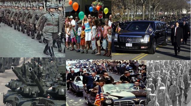 Parades of Life