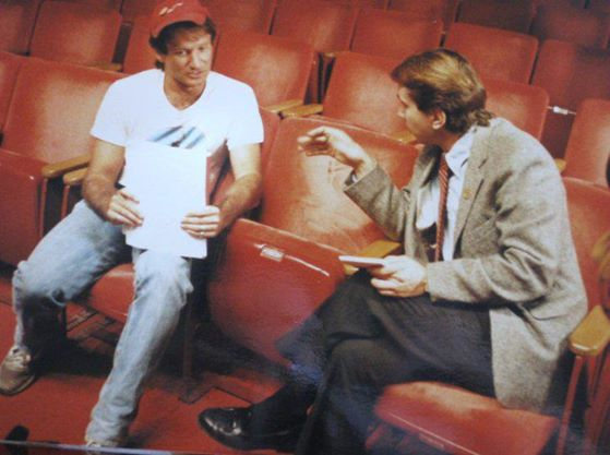 Robin Williams interviewed by Ron Olsen