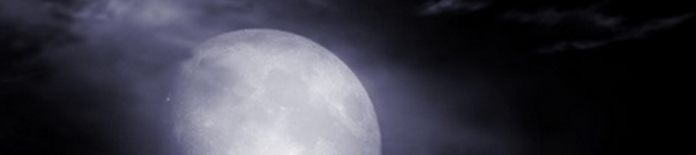 Mysterious  Moon Poem