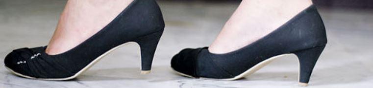 high heels poem