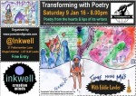 Transforming with Poetry at Inkwell Arts Centre Leeds UK
