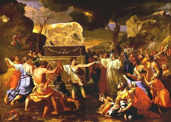 golden-calf-paintings